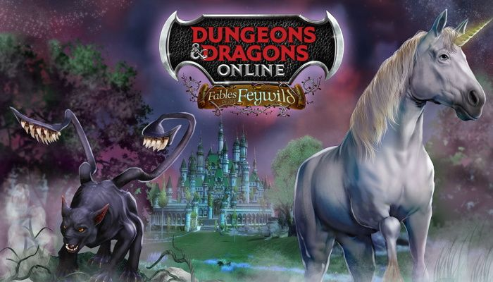 Dungeons & Dragons Online's Latest Expansion, Fables of the Feywild, Available For Pre-Purchase
