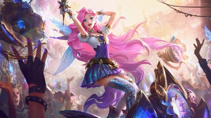Seraphine is the New League of Legends Hero