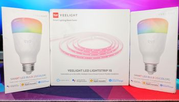 Razer Chroma for the Whole Room: Yeelight First-Look