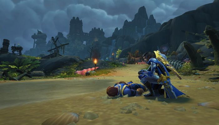 World of Warcraft Shadowlands - Impresiones del alcance del exilio