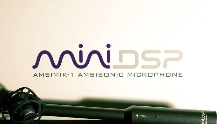 Prueba MiniDSP AmbiMik-1