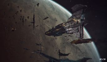 Here Are The Highlights of EVE Online's Second Battle of 319