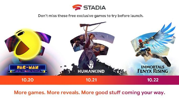 Google Reveals Three Days of Free Stadia Demos and Content Updates