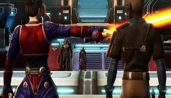 A Journey Through SWTOR: A New Challenge
