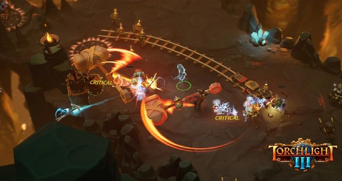 Torchlight III Hits Nintendo Switch Today
