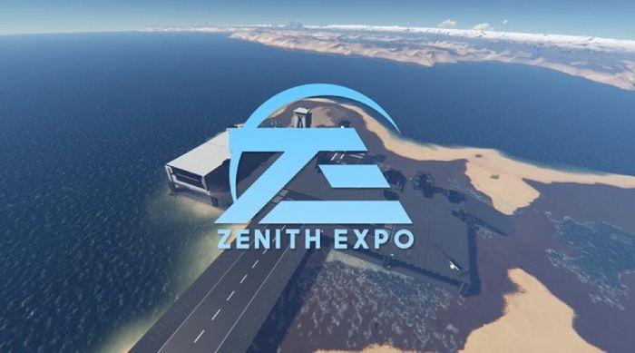 Los jugadores de Dual Universe organizan un evento de la Expo Aeroespacial con más de 700 barcos en exhibición