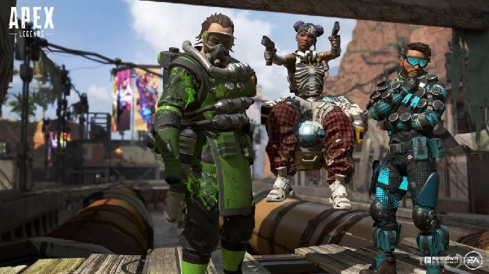 Apex Legends Hits Steam November 4, Delays Nintendo Switch Version to 2021