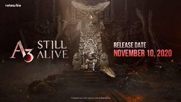 Netmarble Launches Dark Fantasy RPG 'A3: Still Alive' on November 10