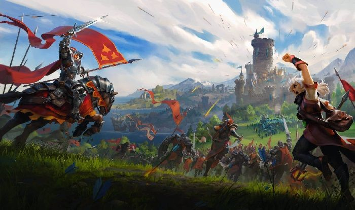 Albion Online Explains Manual Cluster Queue Priority System