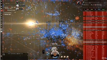 Latest EVE Online Pulse Looks at Nullsec War and Phoenix Quadrant
