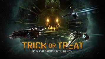 Join in on EVE's Halloween Horrors Event