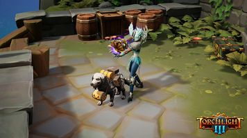 Torchlight III Celebrates Halloween with Seasonal Exclusive Rewards