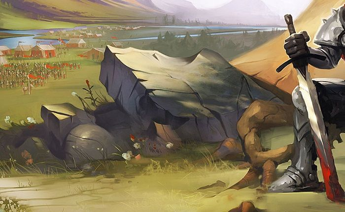 Crowfall's Latest Test Patch Adjusts Powers and More