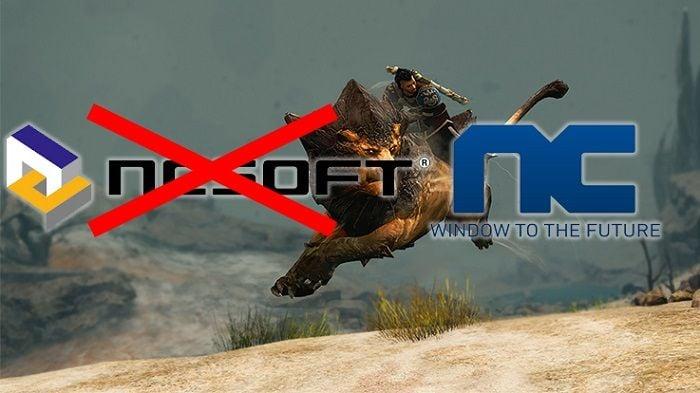 NCSoft se aplica al cambio de marca en NC, se espera que los cambios se completen antes de septiembre de 2021