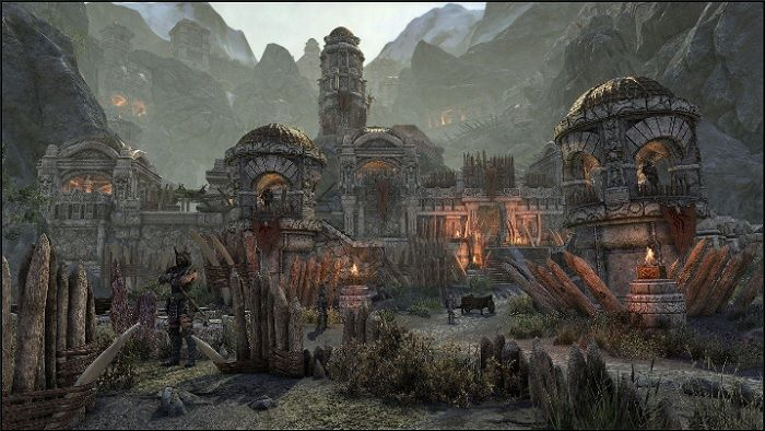 Elder Scrolls Online's Markarth and Update 28 Out Now on PC
