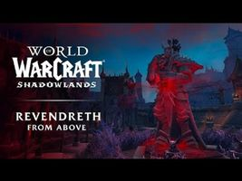 World of Warcraft - Blizzard Releases Several World View Videos 'From Above'