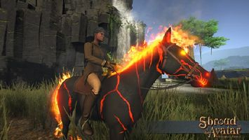 Mounts Arrive in Shroud of the Avatar Release 83