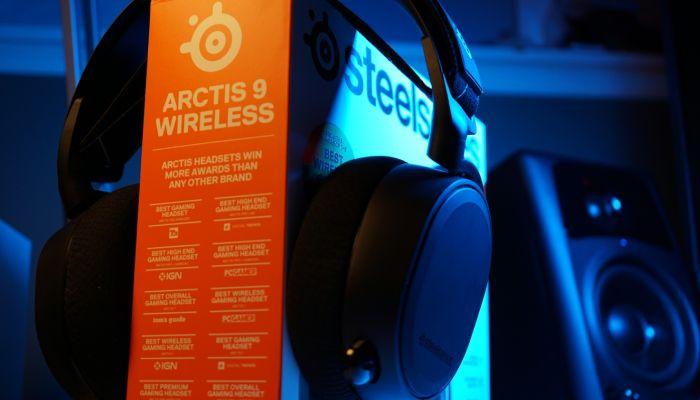 Revisión de SteelSeries Arctis 9 Wireless