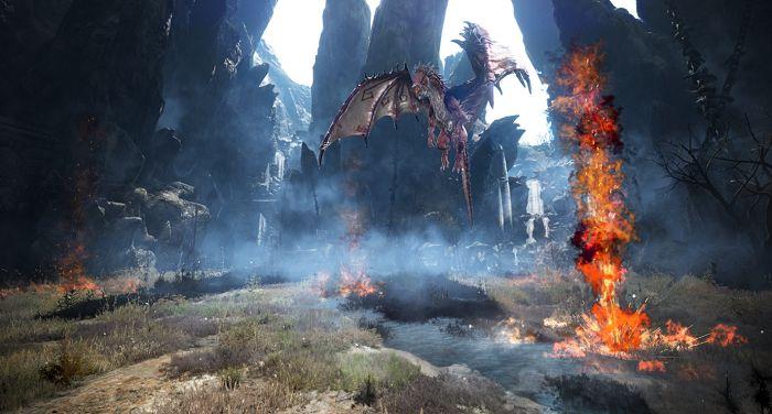 Black Desert Online da la bienvenida a The Guardian a Xbox One y PS4