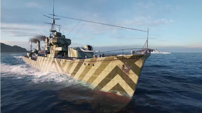 World of Warships Is Coming to Xbox Series X|S and PS5