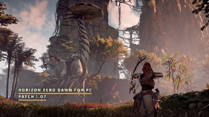 Horizon Zero Dawn Patch 1.07 Finally Fixes Anisotropic Filtering and Addresses Shader Optimization