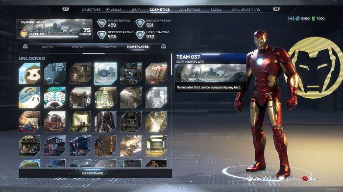 El último gráfico de guerra de Marvel's Avengers habla sobre nuevo contenido