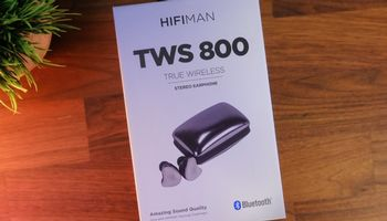 HIFIMAN TWS800 True Wireless Hi-Fi Earphone Review