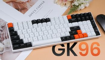 Epomaker GK96S Bluetooth Mechanical Keyboard Review
