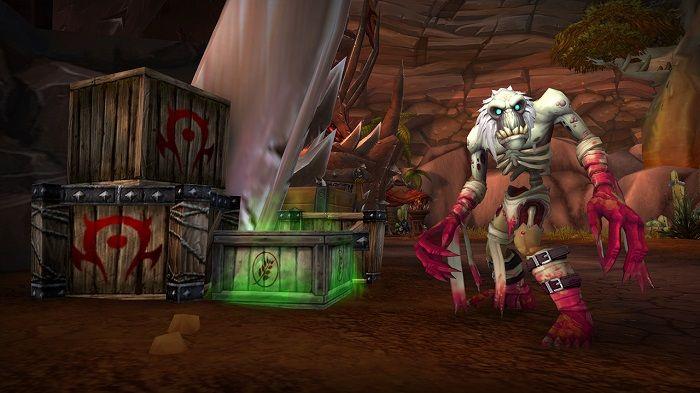 World of Warcraft necesita que limpies la Plaga en el evento Shadowlands Pre-Xpac