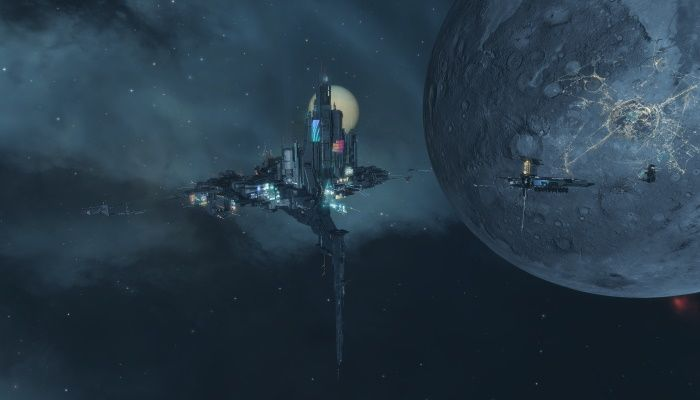 EVE Online's Most Popular Trade Hub Gets A Facelift