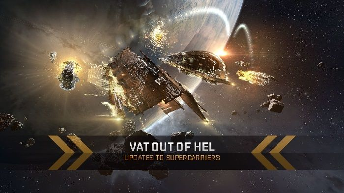 EVE Online Launches Supercarriers, Bounties, and Encounter Surveillance System Changes