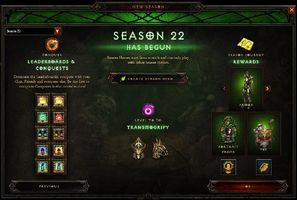 Diablo 3 Patch 2.6.10 is Live Ahead of Season 22 Launch on November 20
