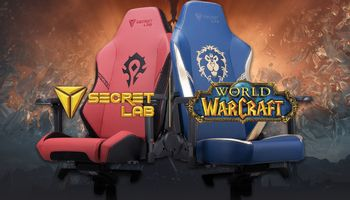 World of Warcraft x Secret Lab Titan Gaming Chair Review