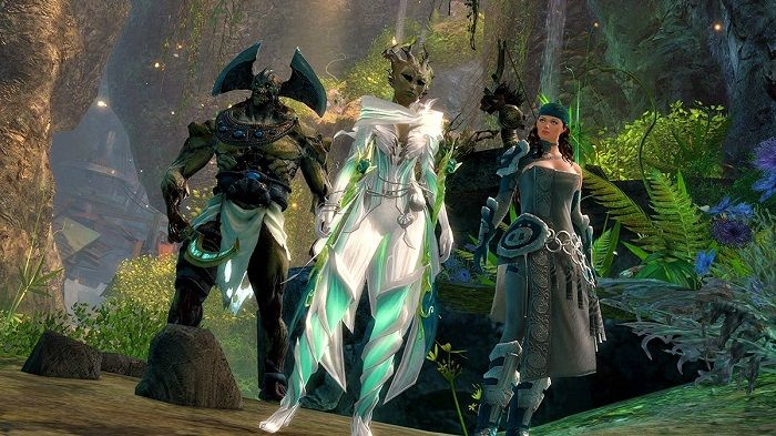 Guild Wars 2 Welcomes The Icebrood Saga: Champions Tomorrow