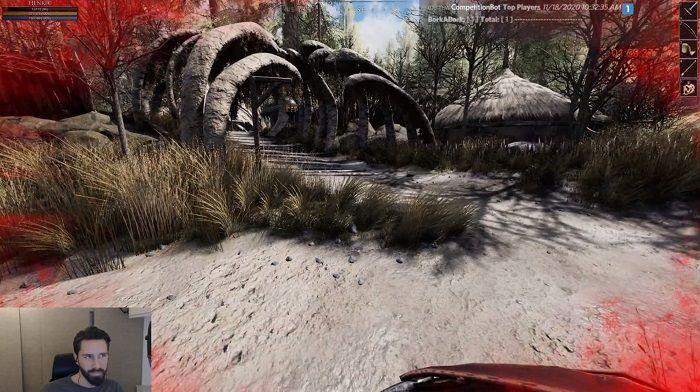 Mortal Online publica una transmisión para desarrolladores y el evento 'The Great Hunt'