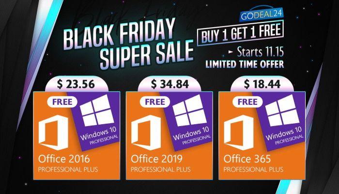 Super oferta de Black Friday: obtenga Windows 10 gratis (patrocinado)