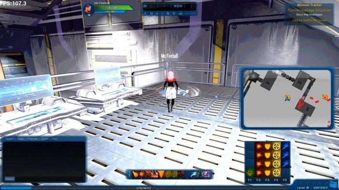 Los desarrolladores de Ship of Heroes describen el proceso de cómo se realizan las misiones