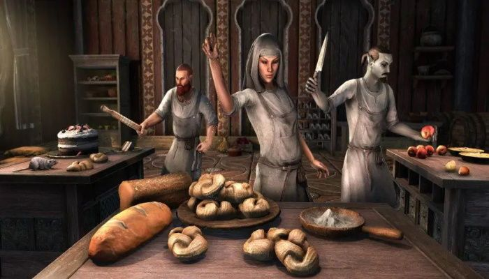 Cook With ESO Community Managers In This Week's LiveStream