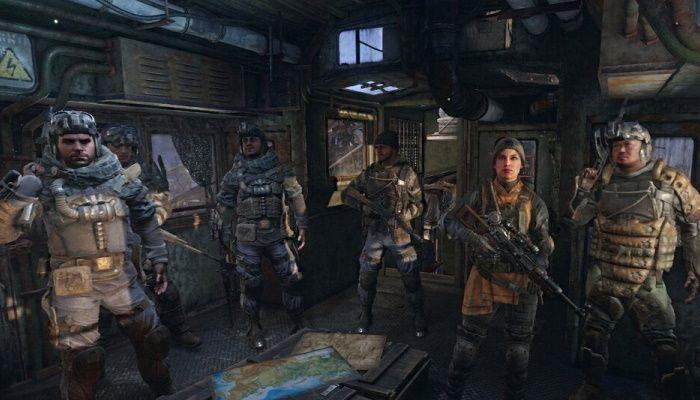 Los desarrolladores de juegos Metro series 4A están explorando una nueva serie multijugador
