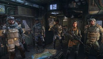 Metro Series Developers 4A Games Are Exploring Multiplayer, New Series
