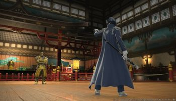 Final Fantasy XIV Previews Patch 5.4 Futures Rewritten With New Trailer