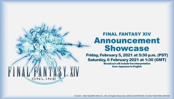 Final Fantasy XIV Is Announcing That A Major Announcement Is Coming In Early 2021