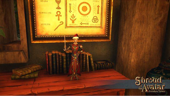 Shroud of the Avatar publica las últimas preguntas y respuestas de la transmisión en vivo en celebración de las fiestas