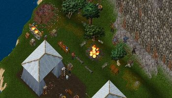 Ultima Online New Legacy To Bring Heraldry Banners, Surnames To MMO