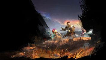 Guild Wars 2 Patch Addresses Living World Issue, Profession Skills