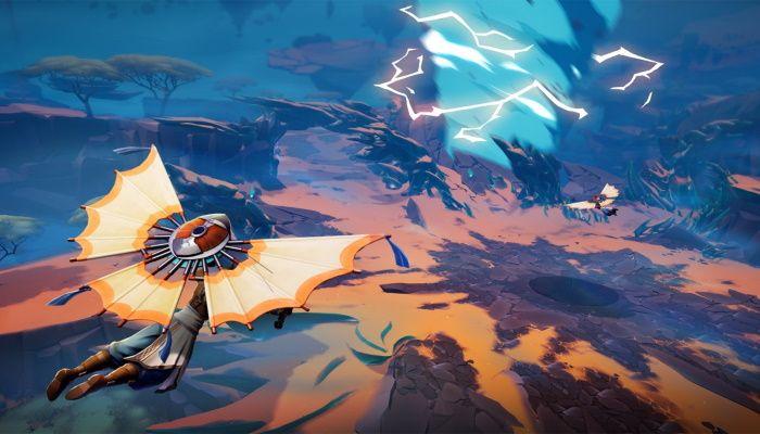 Vista previa de Dauntless Reforged