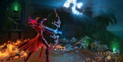 Skyforge set to Hit the Switch February 4th 2021
