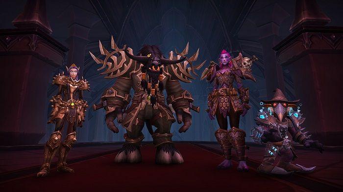 La primera temporada de World of Warcraft Shadowlands comienza mañana. ¡Mira lo que hay disponible!