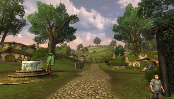 MMOSide Chat - Could A LotRO On Console Even Work?