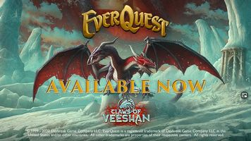 EverQuest Expansion 'Claws of Veeshan' Now Available